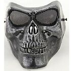 Tactical Military Skull Skeleton Full Face Mask Hunting Costume Halloween Party