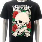 Sz S M L XL XXL 2XL Bullet For My Valentine T-shirt Punk Rock Tour Concert Bu40