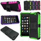 For Amazon Fire Phone 2014 Version Hybrid Armor Hard Soft Holster Kickstand Case