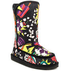 IRON FIST KILLER MUNCHIES WOMEN BLACK FUGLY BOOTS US SIZE