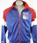 NEW Womens MITCHELL & NESS New York NY RANGERS Vintage NHL retro Hockey Jacket