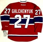 ALEX GALCHENYUK MONTREAL CANADIENS REEBOK PREMIER NHL JERSEY NEW WITH TAGS