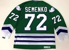 DAVE SEMENKO HARTFORD WHALERS CCM VINTAGE JERSEY NEW WITH TAGS