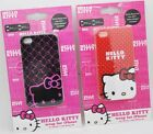Phone Wrap Case iPhone 4 / iPhone 4S 4th Gen Hard Plastic Hello Kitty Sanrio