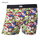 Official SUPER MARIO Boxer Shorts Nintendo 64 Game   Friends All Sizes