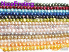 6-7mm Freefrom Freshwater Pearl Colorful Jewelry Making Design Bead Gemstone 15""