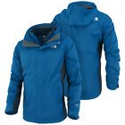 THE NORTH FACE MEN EVOLUTION II TRICLIMATE JACKET HERREN JACKE BLUE T0CG53Q8Q