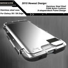 Dustproof Shockproof Metal Case Cover Armor King For Samsung Galaxy S6 S6 edge