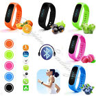 4.0Bluetooth Wrist Watch Pedometer Activity Sleep Fitness Tracker Smart Bracelet