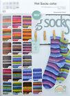 100g=5,98€ Gründl Hot Socks color 50g Sockenwolle Strumpfwolle Socken stricken