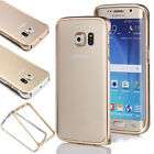 Luxury Armor Shockproof Aluminum Metal Case Cover For Samsung Galaxy S6 & Edge