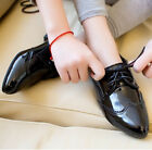 2015 New Fashion Flats Women Lace-up Cusp Dance Casual Oxfords Shoes XWD295