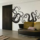 Octopus Tentacle Wall Decal Motivation Sea Monster Squid Room Vinyl Mural Decor
