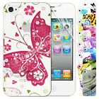 New Hard Back Printed Case Cover For APPLE iPhone 4 4S Free Screen Protector