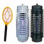 ELECTRONIC UV FLYING INSECT KILLER & BUG ZAPPER SET INDOOR MOSQUITO PEST FLY NEW