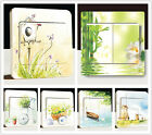 Wall Stickers Switch Cover Light Switch Decor Art Mural Nursery Room  Home Decal
