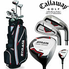 CALLAWAY STRATA PACKAGE GOLF SET MENS GOLF SET COMPLETE GOLF SET MENS NEW 2015