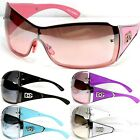 New Womens DG Sunglasses Eyewear Designer Shades Fashion Large Shield One Lens
