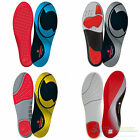 Sorbothane DOUBLE, FULL & PRO STRIKE Sports Insoles Shock Stopper Orthotics