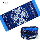 Cycling Bicycle Bike Headband Turban Head Scarf Seamless Bandana Kerchief Veil