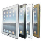 CARBON FIBER FULL SKIN COVER+SCREEN PROTECTOR FOR iPad 1