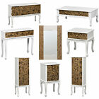 Bali Wooden Furniture Set Wall Mirror Coffee Table Cabinet Chest With Drawers