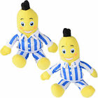 "Bananas In Pyjamas Mini Plush Soft Cuddly Toy Can Sit 8""/20cm Long B1 B2 10mths"