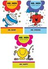 MrMen Hardcover BÜCHER - Roger Hargreaves (Starke/Bump/Happy) (Kinder/Kinder)