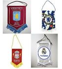 OFFICIAL FOOTBALL CLUB - MINI PENNANTS (EL) - Hanging Car/Room Accessories