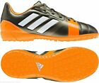 New Boys Adidas Nitrocharge 3 TRX Performance Astro Turf Soccer Trainers Shoes