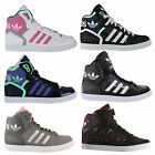 Adidas Extaball W-women's High Sneaker Sneakers Casual Shoes Laces New