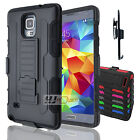 For Alcatel Conquest Rugged Hybrid L Stand Holster Case Colors