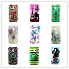 Cartoon Silicone IMD TPU Back Case skin Cover For Samsung S3/S4/S5/S6 A3/A5/A7