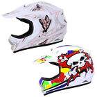 Leopard LEO-X18 Kids Junior Child Motorbike Motorcycle Motocross MX Helmet Crash