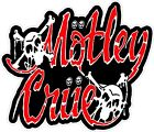 Motley Crue Logo Decal Sticker 80's Heavy Metal Rock The Dirt