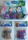 DISNEY FROZEN - LOOM BANDS Packs - Choice of packs (Rainbow Looms Rubber Tape)