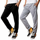 Mens Casual Sweat Pants Jogging Jogger Trousers Tracksuit Bottoms Gym Sportswear