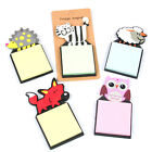 Fridge Magnet with Notepad - Cute Animal Design