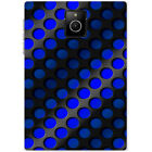 Abstract 3D Wave Hard Case For Blackberry Q30 Passport