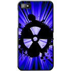 Radio Active Grunge Nuke  Hard Case For Blackberry Z10