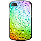 Coloured Water Droplets Hard Case For Blackberry Q10