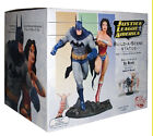 JLA DC Comics Justice League of America Build A Scene Statue #1 New 2008