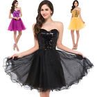 NEW Plus Size SEQUIN Short Masquerade Formal Prom Party Evening Bridesmaid Dress