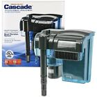 Penn Plax Cascade Aquarium Power Filters 5 Models Available