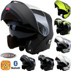 Grade A Viper RS-V151 BL+ Bluetooth Flip UP DVS Motorbike Motorcycle Helmet