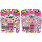 Shopkins Food Fair Pack Choice of Packs One Supplied NEW
