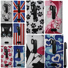 For Nokia Lumia 928 Laser GEM DIAMOND BLING CRYSTAL HARD Case Cover Phone + Pen