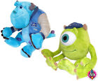 "NEW OFFICIAL MONSTERS INC UNIVERSITY MIKE SULLY 12"" PLUSH SOFT TOY TEDDY BEAR"