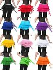 Brand New Belly Dance Tassels Fringes Hip Scarf Belt 12 Colors Free Shipping