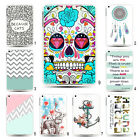 Tatoo Sugar Skull Anchor Print Style Slim Hard Back Case for ipad air2/6 mini4 3